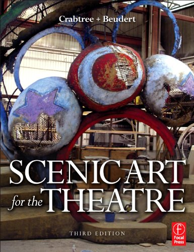 Scenic Art for the Theatre  3rd 2012 (Revised) edition cover