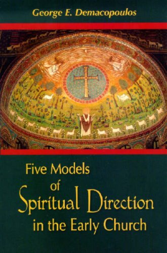 Five Models of Spiritual Direction in the Early Church   2006 edition cover