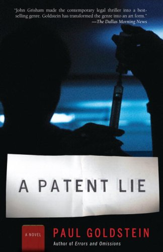 Patent Lie  N/A 9780307274908 Front Cover