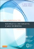 Core Curriculum for Neonatal Intensive Care Nursing  5th 2015 edition cover