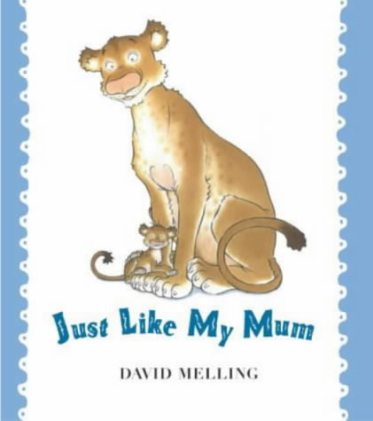 Just Like My Mum N/A edition cover