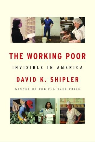 Working Poor Invisible in America  2004 edition cover