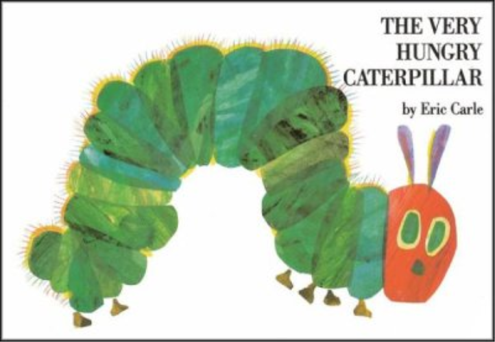 Very Hungry Caterpillar   1994 (Mini Edition) 9780399226908 Front Cover