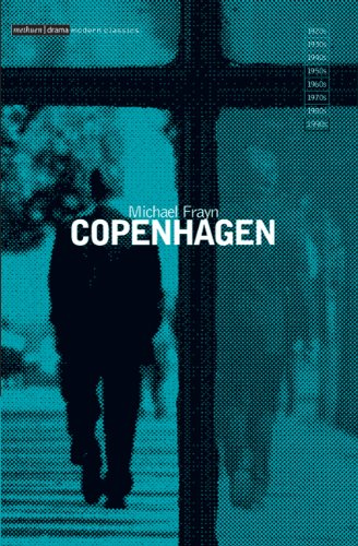 Copenhagen   1998 edition cover