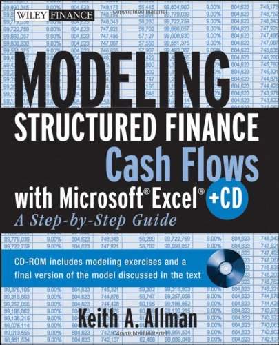 Modeling Structured Finance Cash Flows with Microsoft Excel   2007 edition cover