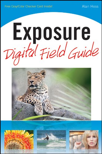 Exposure Digital Field Guide   2010 edition cover