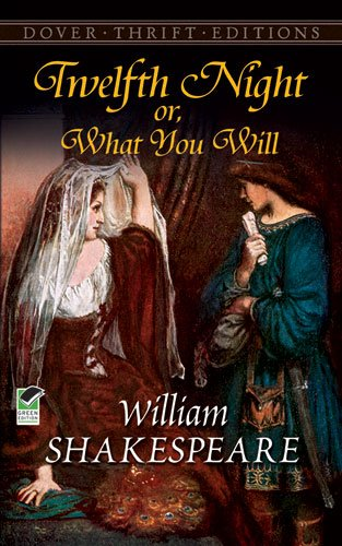 Twelfth Night Or, What You Will  1996 (Unabridged) edition cover