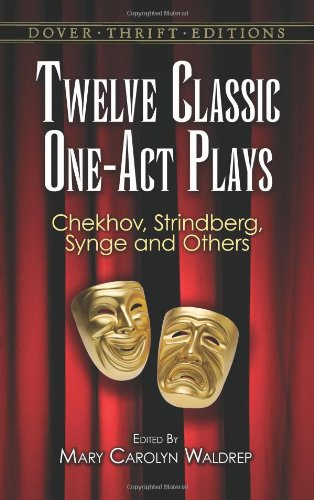 Twelve Classic One-Act Plays   2010 edition cover