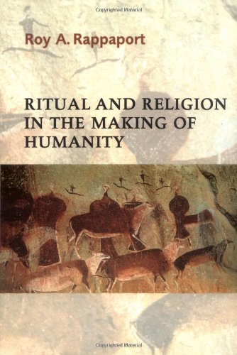 Ritual and Religion in the Making of Humanity   1999 9780521296908 Front Cover