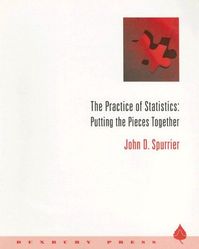 Practice of Statistics Putting the Pieces Together  2000 9780534364908 Front Cover
