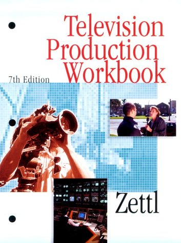 Television Production  7th 2000 (Workbook) 9780534559908 Front Cover
