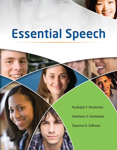 Essential Speech   2011 9780538449908 Front Cover