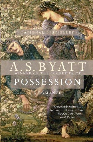 Possession A Romance  1990 (Reprint) edition cover