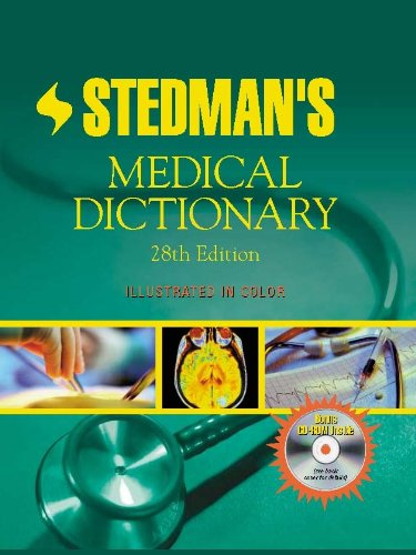 Stedman's Medical Dictionary  28th 2006 (Revised) edition cover