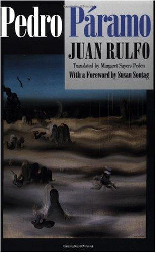 Pedro Paramo  N/A 9780802133908 Front Cover