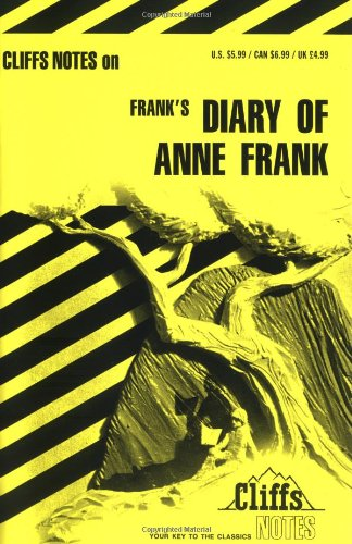 Frank's the Diary of Anne Frank   1984 9780822003908 Front Cover