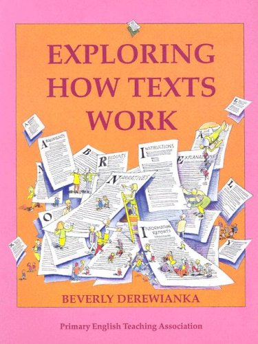 Exploring How Texts Work  N/A edition cover