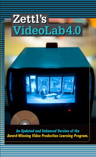 VideoLab 4. 0  4th 2012 9781111348908 Front Cover