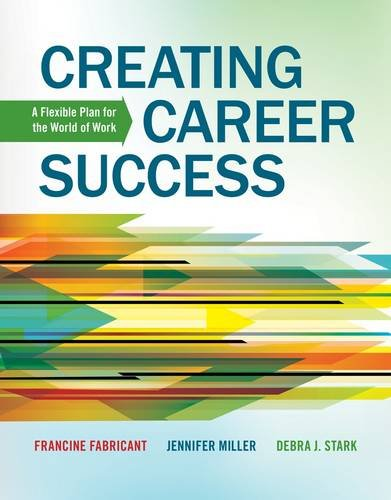 Creating Career Success A Flexible Plan for the World of Work  2014 edition cover