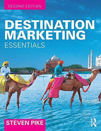 Destination Marketing Essentials 2nd 2016 (Revised) 9781138912908 Front Cover