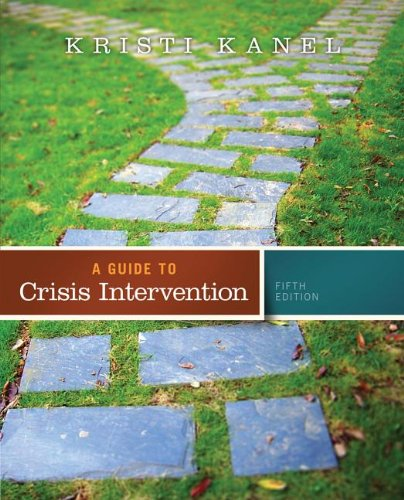 A Guide to Crisis Intervention:   2014 edition cover