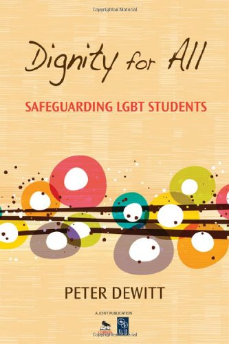 Dignity for All Safeguarding LGBT Students  2012 edition cover