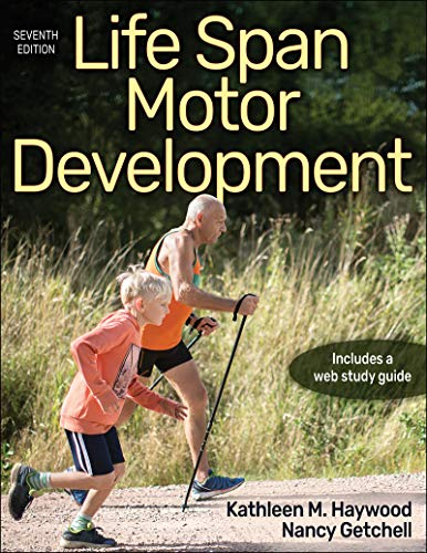 Life Span Motor Development  7th 2020 9781492566908 Front Cover