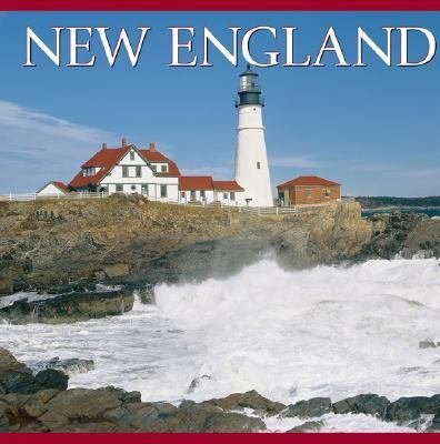 New England  N/A 9781552857908 Front Cover