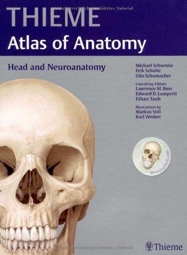 Head and Neuroanatomy  N/A edition cover