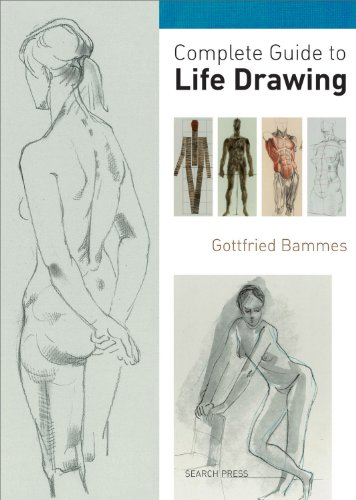 Complete Guide to Life Drawing   2011 edition cover
