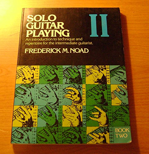 Solo Guitar Playing 1st edition cover