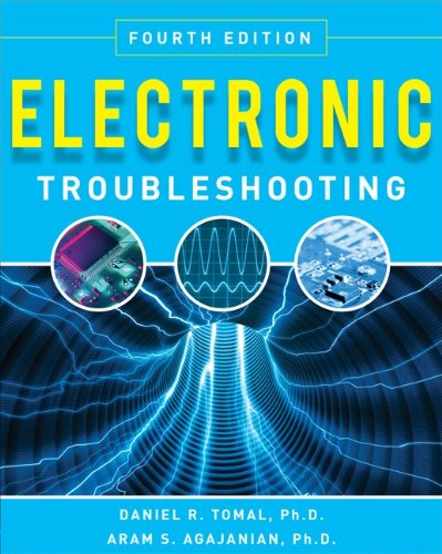 Electronic Troubleshooting  4th 2014 edition cover