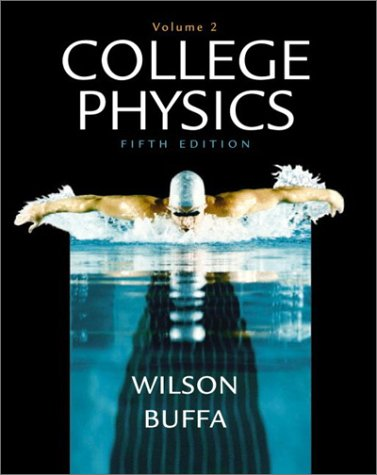 College Physics  5th 2003 9780130475909 Front Cover