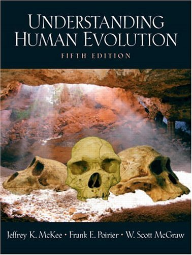 Understanding Human Evolution  5th 2005 (Revised) edition cover