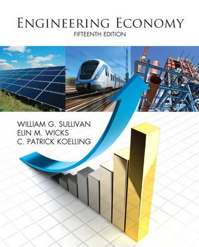 Engineering Economy  15th 2012 edition cover