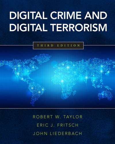 Digital Crime and Digital Terrorism  3rd 2015 edition cover