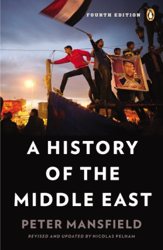History of the Middle East  4th (Revised) edition cover