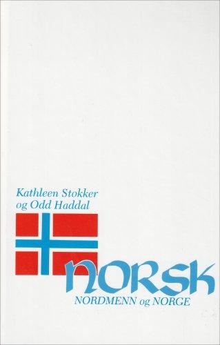Norsk, Nordmenn Og Norge Textbook for Beginning Norwegian  1981 edition cover