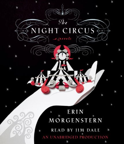 The Night Circus:  2011 edition cover
