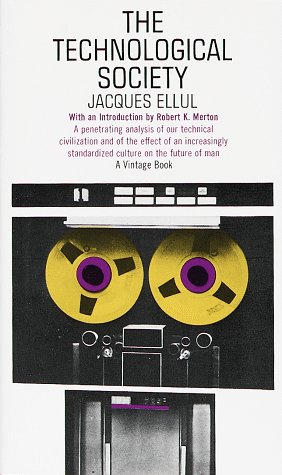 Technological Society   2006 edition cover