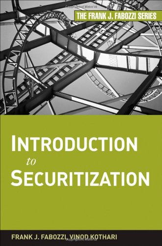 Introduction to Securitization   2008 edition cover