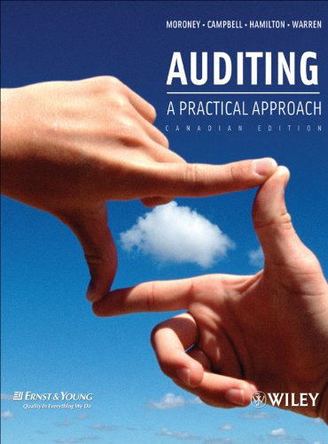 Auditing A Practical Approach  2011 9780470678909 Front Cover