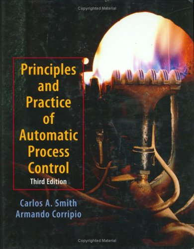 Principles and Practices of Automatic Process Control  3rd 2006 (Revised) edition cover