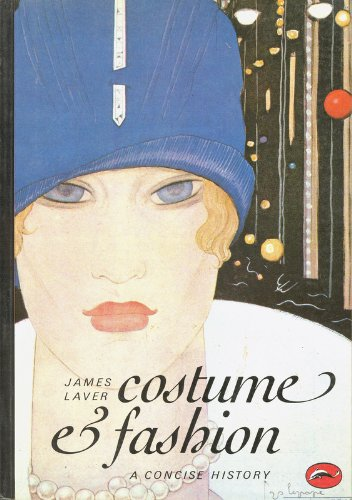 Costume and Fashion  2nd 1982 9780500201909 Front Cover