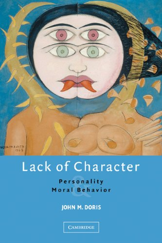 Lack of Character Personality and Moral Behavior  2005 9780521608909 Front Cover