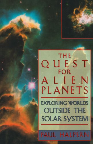 Quest for Alien Planets Exploring Worlds Outside the Solar System  2003 9780738208909 Front Cover