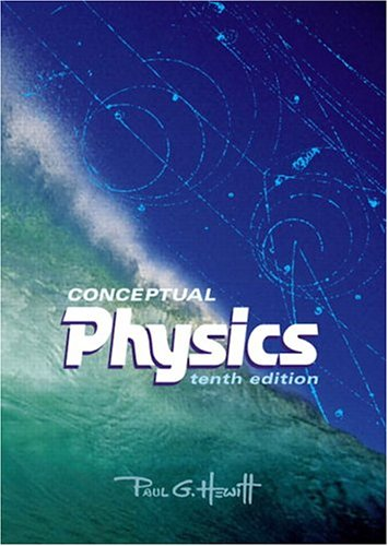 MasteringPhysics - For Conceptual Physics  10th 2006 (Revised) edition cover