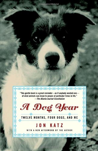Dog Year Rescuing Devon, the Most Troublesome Dog in the World  2003 edition cover