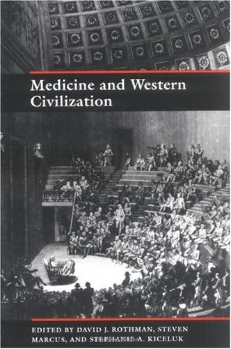 Medicine and Western Civilization   1995 edition cover