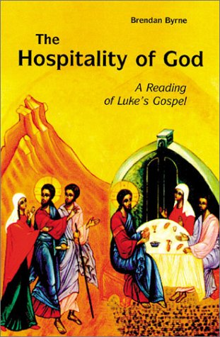 Hospitality of God A Reading of Luke's Gospel  2000 edition cover